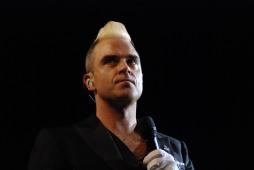 JT's Photo - Robbie Williams - Bråvalla 2015