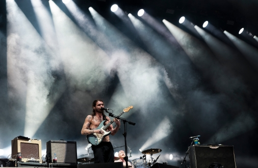 JT's Photo - Biffy Clyro - Bråvalla 2016