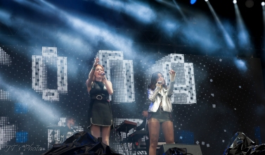 JT´s Photo - Icona Pop- Bråvalla 2016