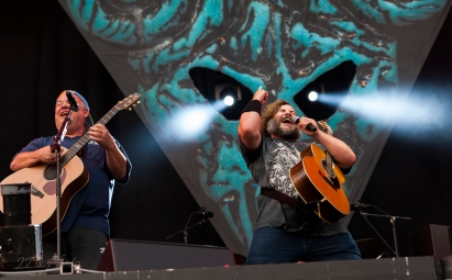 JT's Photo - Tenacious D - Bråvalla 2016