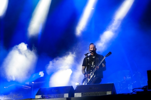 JT's Photo - Volbeat - Bråvalla 2016