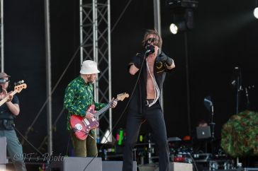 JT´s Photo - Bob Hund - Bråvalla 2017