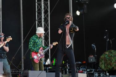 JT´s Photo - Bob Hund - Bråvalla 2017