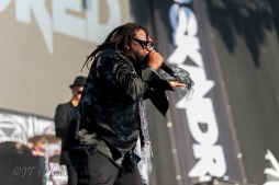 JT´s Photo - Skindred - Bråvallafestivalen 2017 - Bråvalla 2017