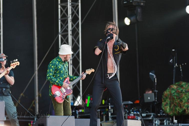 JT´s Photo -Bob Hund - Bråvalla - Bråvalla festivalen 2017