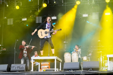 JT´s Photo - Gogol Bordello - Bråvalla - Bråvalla festivalen 2017