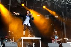 JT´s Photo - Gogol Bordello - Bråvalla - Bråvalla festivalen 2017