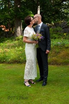 JT´s Photo - Bröllop - Sara & Magnus - Wedding - bröllopsbilder