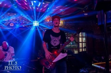 JT´s Photo - Social Pretender - The Cromwell House - Rock Night Live - Norrköping
