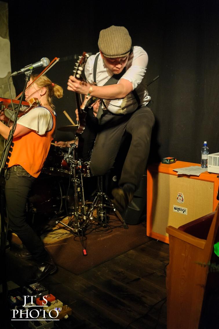 JT´s Photo - Sir Reg - Where´s the music? - WTM? - Norrköping - Live rock - Saliga Munken