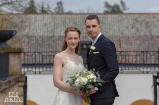 JT´s Photo - Bröllop - Mikaela & Rasmus - Bröllopsfotografering - Norrköping - Löfsta Slott