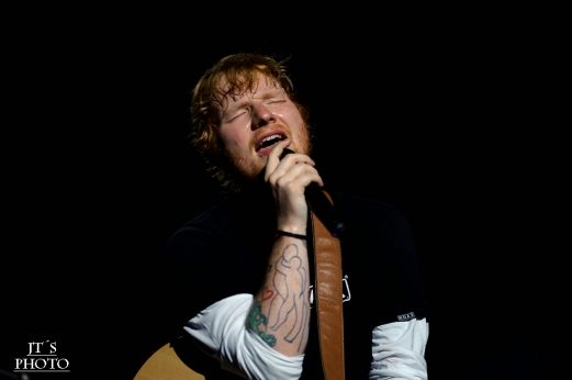 JT´s Photo - Ed Sheeran - Livemusic - Friends Arena - Stockholm - Konsert