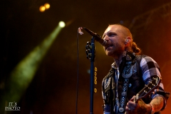 JT´s Photo - Backyard Babies - Augustifesten - Rock Klassiker - Vasaparken - Norrköping - Nicke Borg