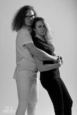 JT´s Photo - Rebecka Tholerus - Robin Tollén - Porträtt