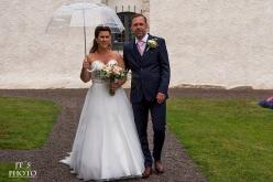 JT´s Photo - Peter & Maria - Bröllop - Bröllopsbilder - Kullerstad kyrka - Skärblacka
